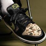 Nike Dunk Low SE Black Multi-Camo