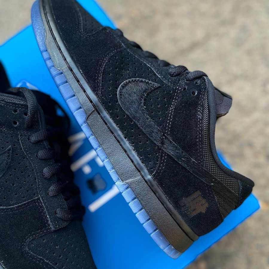 Nike Dunk Low Special Project 2021 (poils noires) (5)