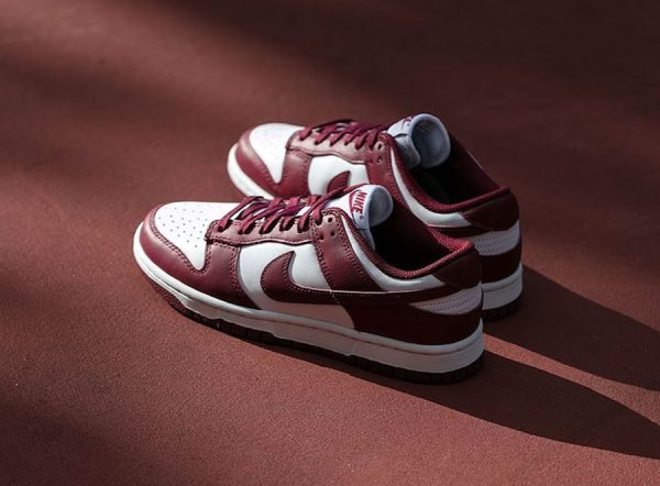 Nike Dunk Low rouge violet (4)