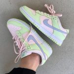 Nike Dunk Low Wmns Lime Ice