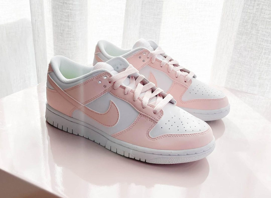 Nike Wmns Dunk Low Next Nature Pale Coral (rose)