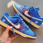 Undefeated x Nike Dunk Low 5 On It (Dunk vs. AF1 Pack)