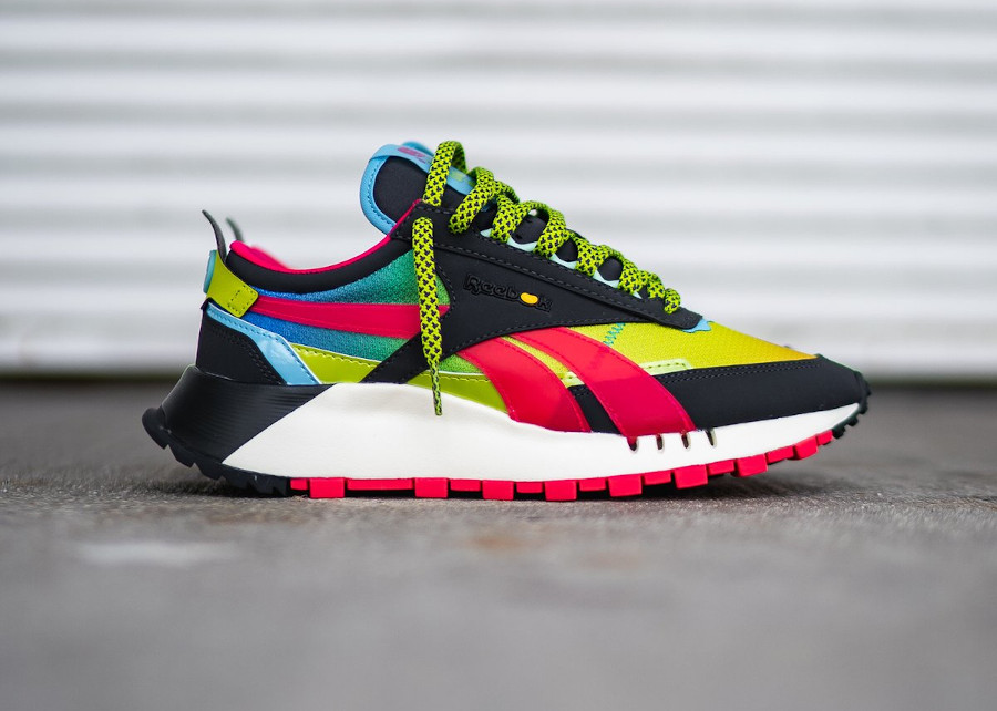 Reebok x Jelly Belly Classic CL Leather Legacy Multicolor