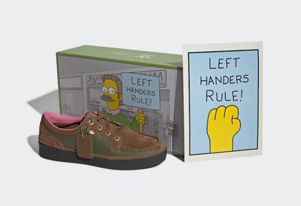The Simpsons x Adidas McCarten Ned Flanders