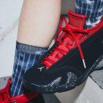 Women's Air Jordan 14 Iconic Red Retro 2021