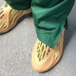 Kanye West x Adidas Yeezy Foam RNNR Ochre