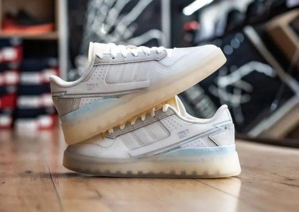 Adidas Forum Low Tech Boost TB 84-21 Cloud White