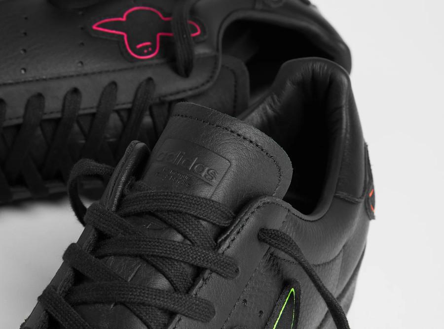 Adidas Superstar ADV X Gonz noire 2021 (2)