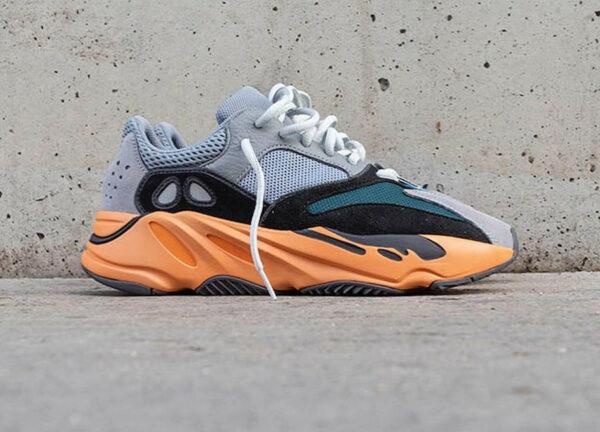 Adidas Yeezy 700 Boost V1 Wash Orange Wave Runner