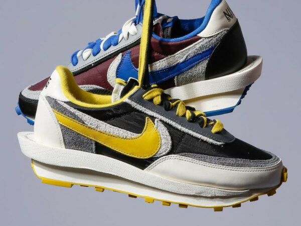 Chitose Abe x Jun x Nike LDWaffle jaune citron (couv)