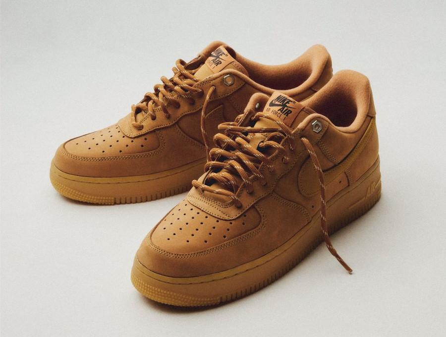 Nike AF1 Low '07 WB Flax Wheat 2021