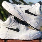 Nike Air Flight Lite Mid OG White Black 2021 (30th Anniversary)