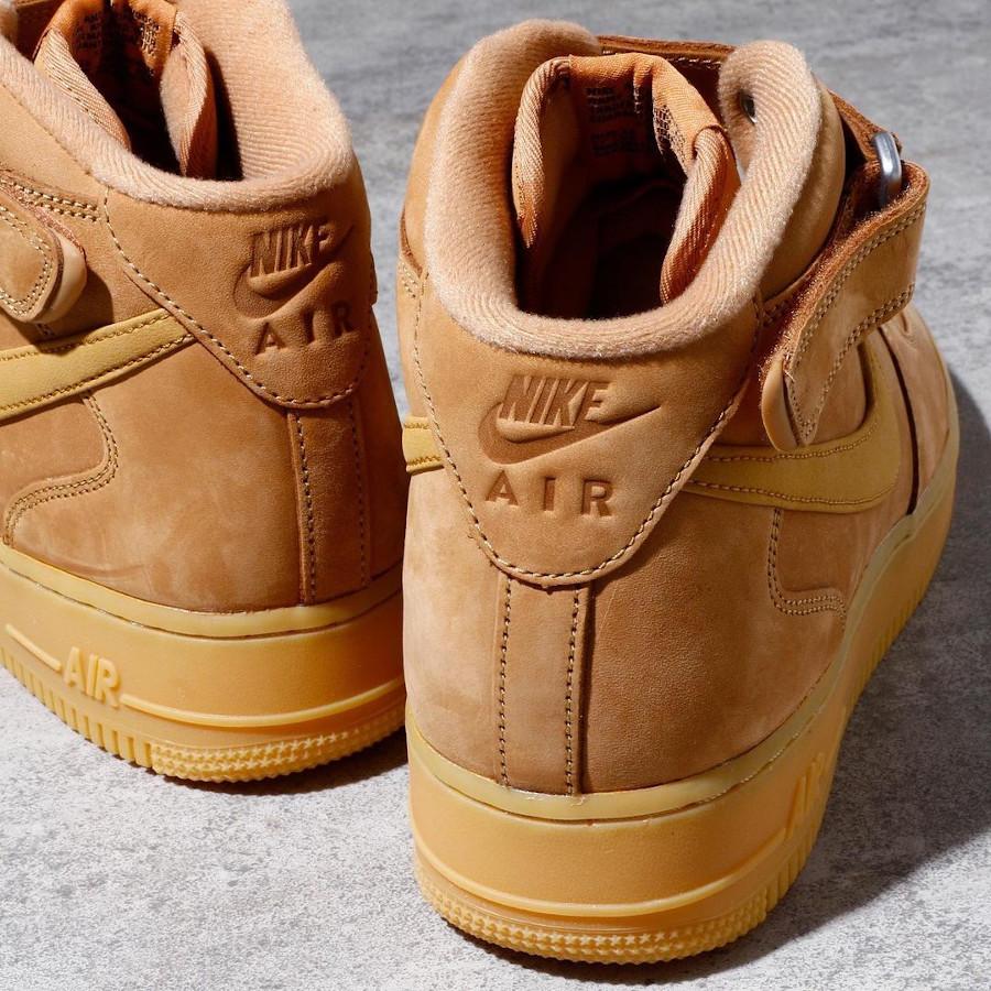 Nike Air Force 1 mi-montante Winter Boot blé (3)