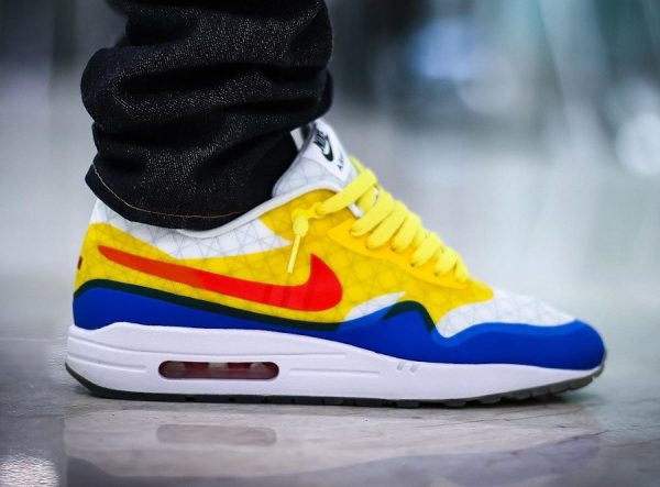 Nike Air Max 1 Hyperfuse ID HTM @solelove1