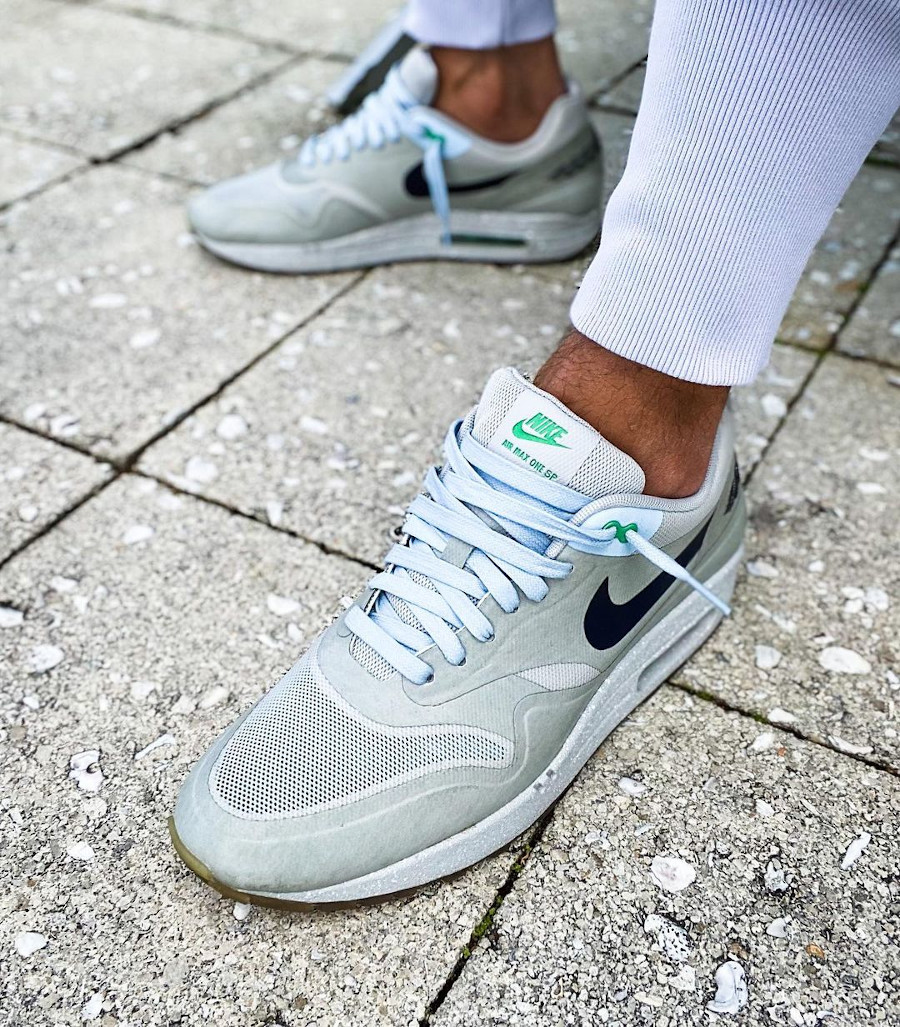 Nike Air Max 1 SP Hyperfuse SP Clot Kiss of Death @zapatero1975