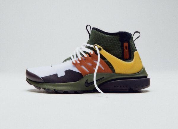 Nike Air Presto Mid Utility Boba Fett Carbon Green