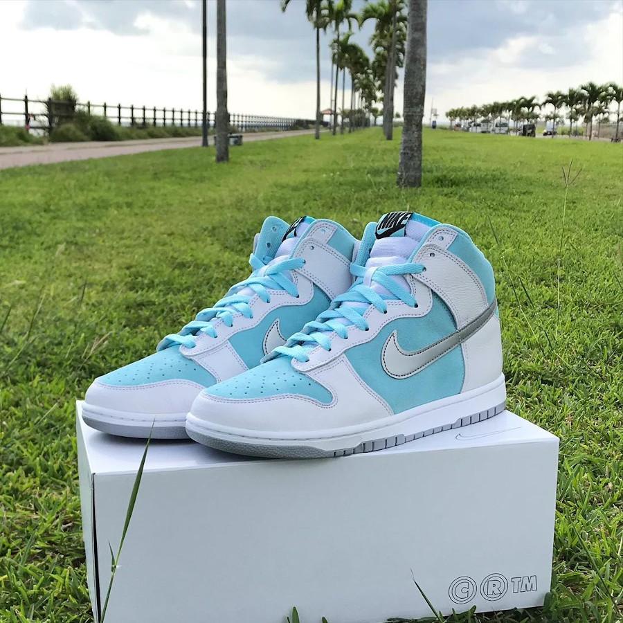 Nike Dunk High By You @shu_ogo