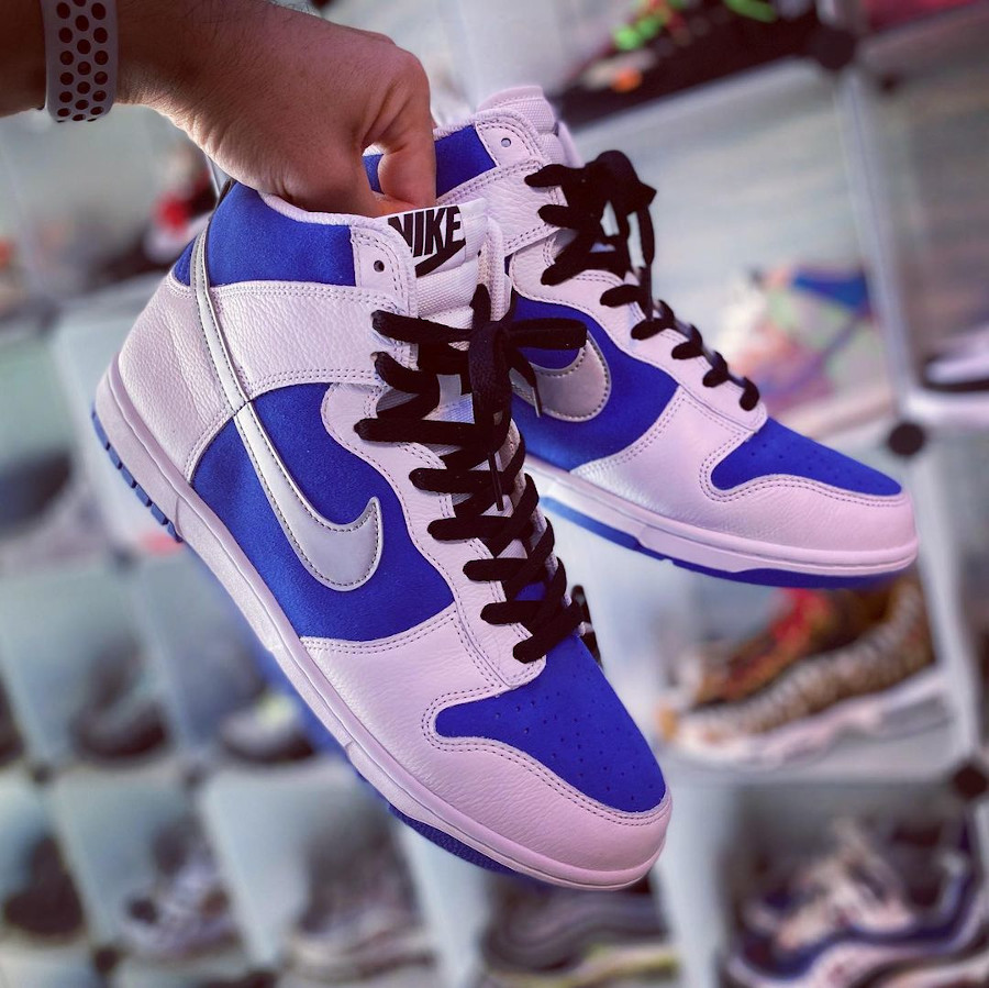 Nike Dunk High By You Penny Hardaway @ken_shining