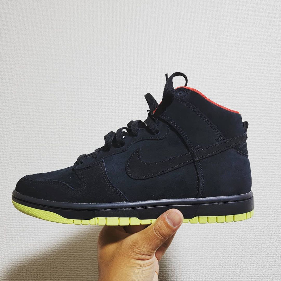 Nike Dunk High By You Yeezy @bokuokuyama9997
