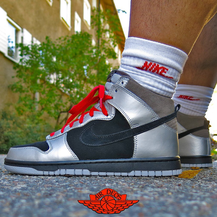 Nike Dunk High by You MF Doom @_deos_ (1)