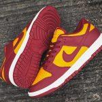 Nike Dunk Low Midas Gold 'USC Trojans' Retro 2021