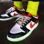 Nike Dunk Low Retro Premium 'Halloween 2021'