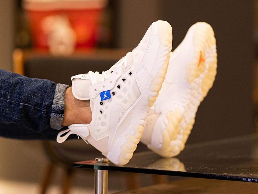 Nike Jordan Delta 2 White Sail Pure Platinum pas cher