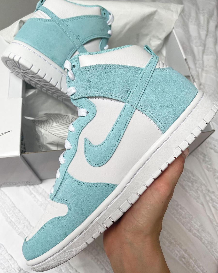 Nike Wmns Dunk High by You Copa - @thesolewomens