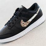 Nike Dunk Low SE Wmns 'Animal Instinct' Black