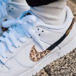 Nike Dunk Low SE Wmns Animal Print 'White'