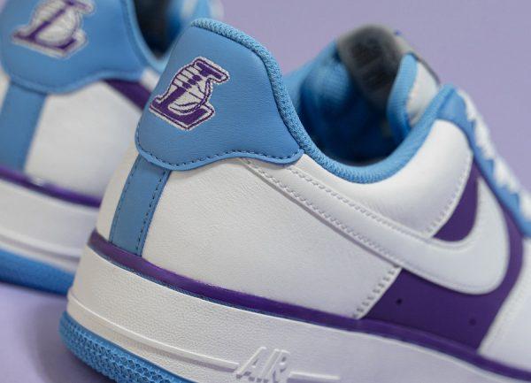 Nike x NBA AF1 '07 LV8 EMB Lakers 75th Anniversary