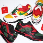 Supreme x Nike Air Cross Trainer III Low 'Rasta'