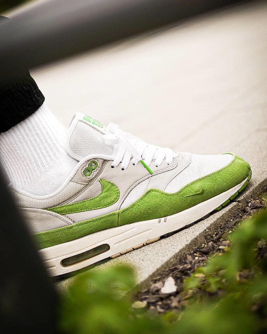 Patta x Nike Air Max 1 5th Anniv Chlorophyll @airmaxbichler