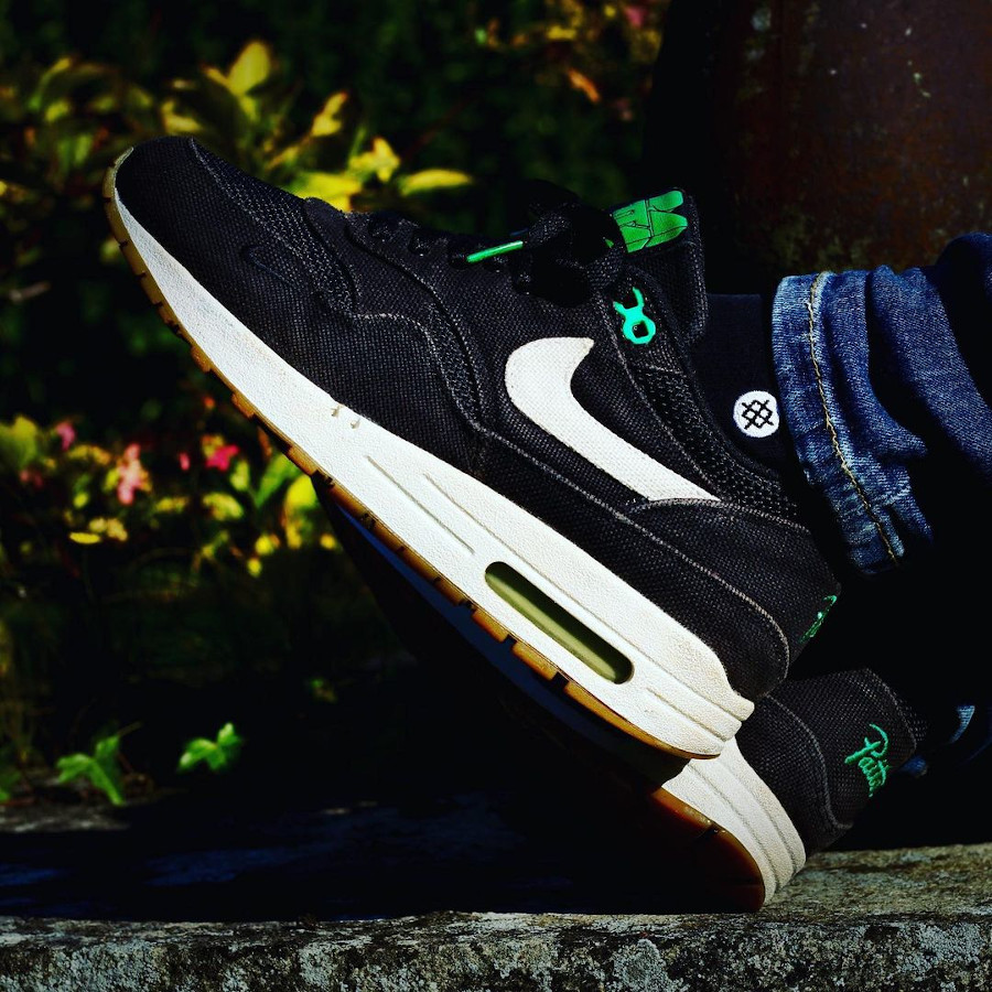 Patta x Nike Air Max 1 Lucky Green @mykeperso