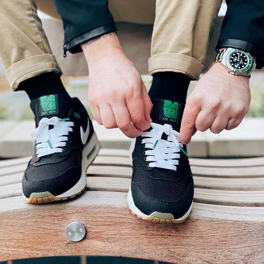 Patta x Nike Air Max 1 Lucky Green @trainersandtime (3)