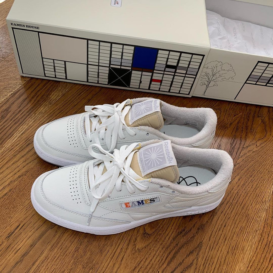 Reebok Club C Eames FF Friends and Family
